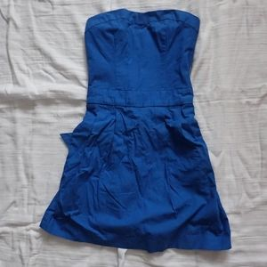 Abercrombie and Fitch Blue Dress XS - NWT